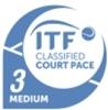Certificado tenis ITF